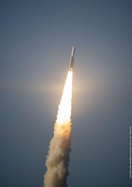 Lanzamiento de la misión VA226 (Arianespace).