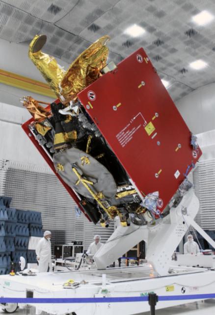 ARSAT-2 (Airbus).