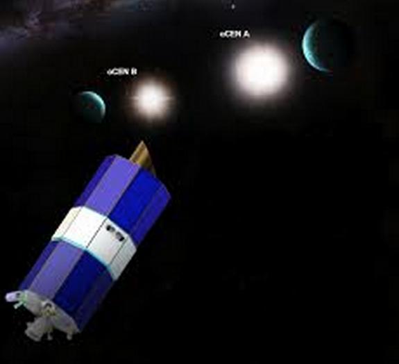 ACESat (Alpha Centauri Exoplanet Satellite).