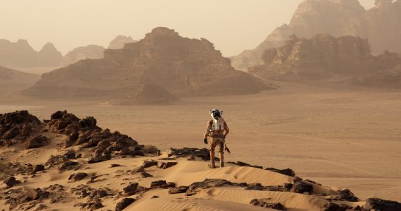 El Marte de The Martian (20th Century Fox).