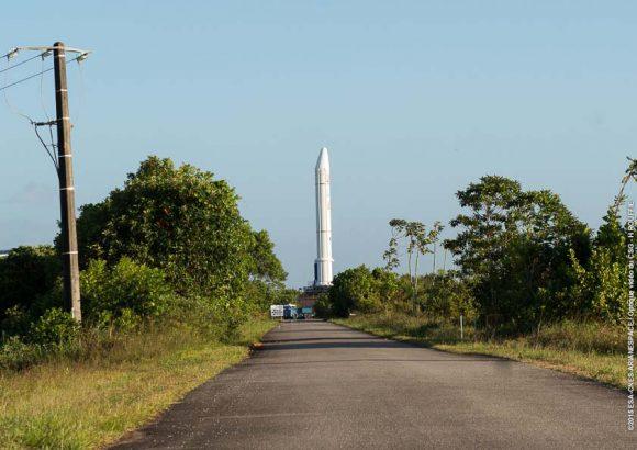 EAP de la misión VA227 (Arianespace).