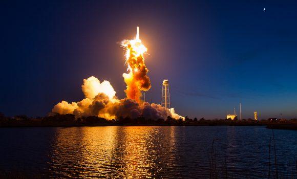 Momento del fallo (NASA).