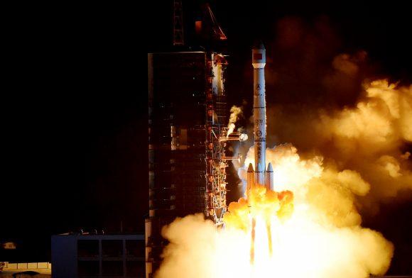 Lanzamiento del China Star 2C (9ifly.cn).