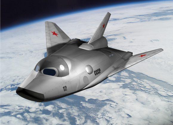 Lanzadera espacial militar Spiral (www.buran.ru).