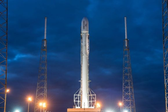 Falcon 9 FT (SpaceX).