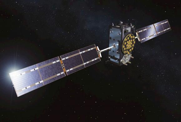 Satélite Galileo FOC (Arianespace).