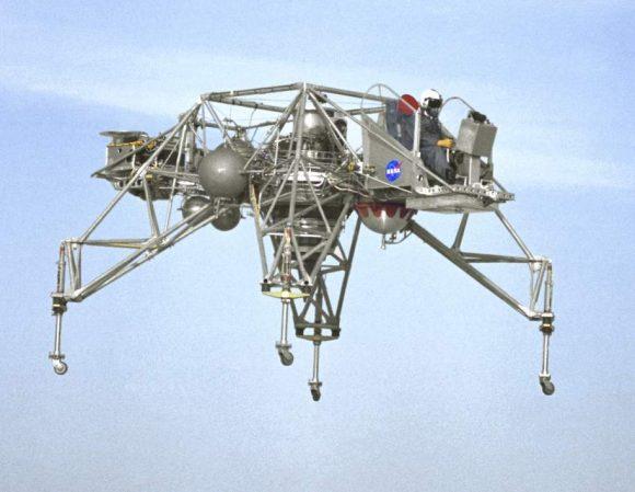 Un LLRV (NASA).
