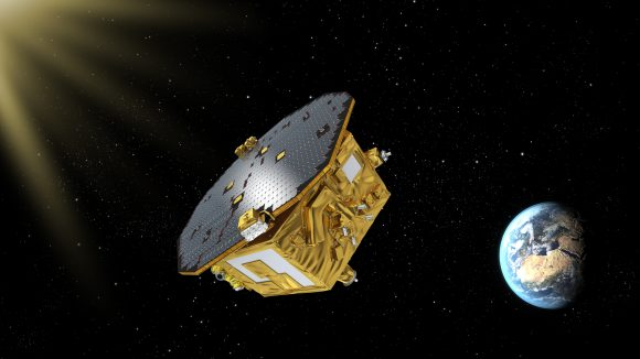 LISA Pathfinder (ESA).