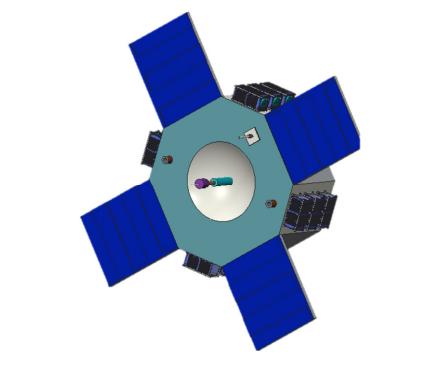 Sonda principal de SULFRO (CAS).