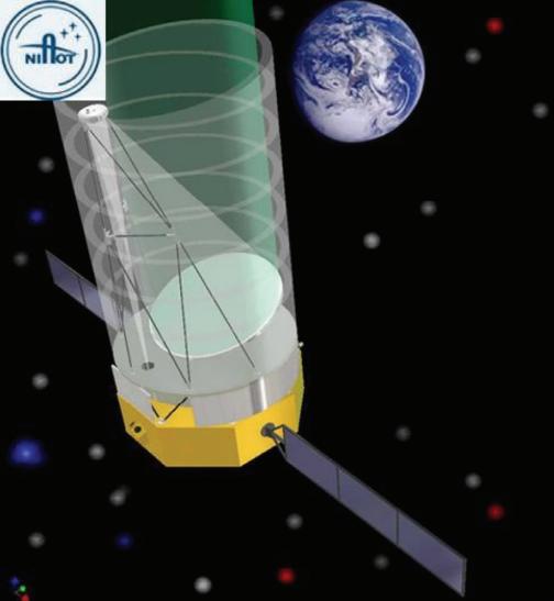 Telescopio JEEDIS para el estudio de exoplanetas (CAS).