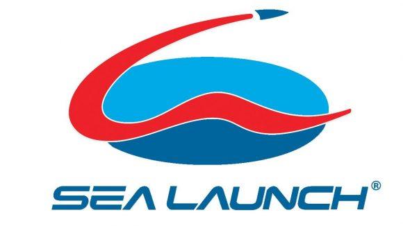 Logo actual de Sea Launch (Sea Launch).