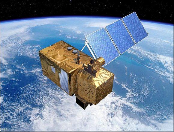 Satélite de la ESA Sentinel 2B (ESA).