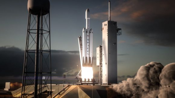 Falcon Heavy (SpaceX).