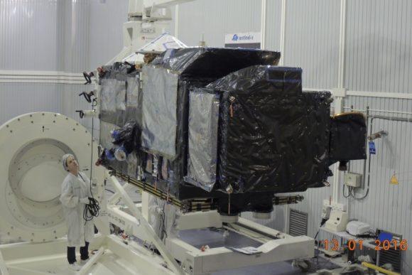 Satélite Sentinel-3A (ESA).