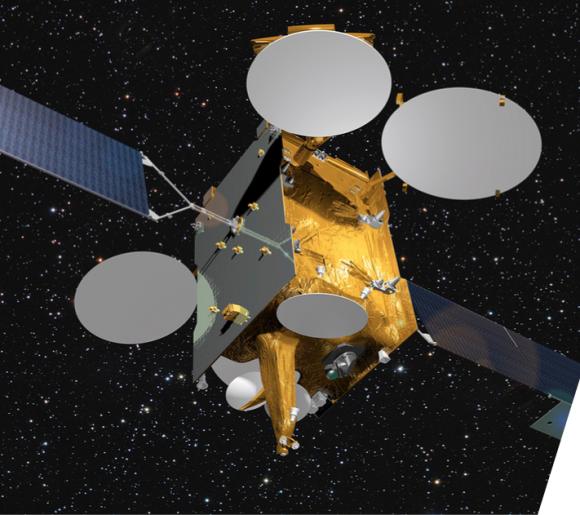 Satélite Eutelsat 9B (Khrunichev).