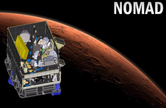 Instrumento NOMAD (ESA).