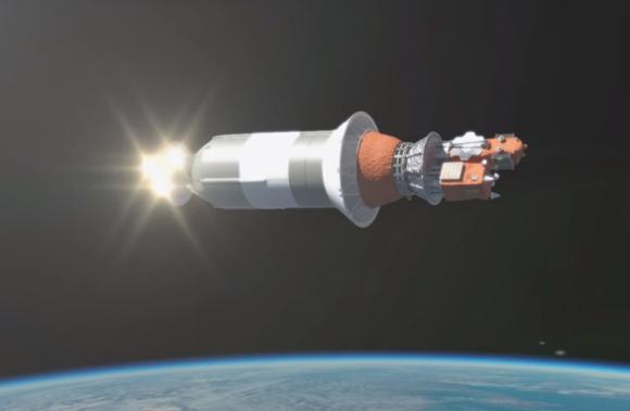 Configuración de lanzamiento (Roscosmos).
