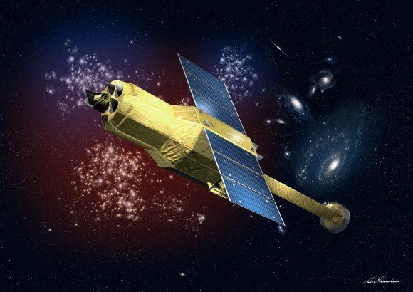 Ya nos podemos despedir del telescopio de rayos X Hitomi (JAXA).