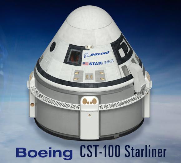 CST-100 (Boeing).