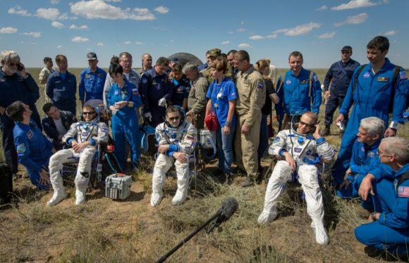 (NASA/Bill Ingalls).