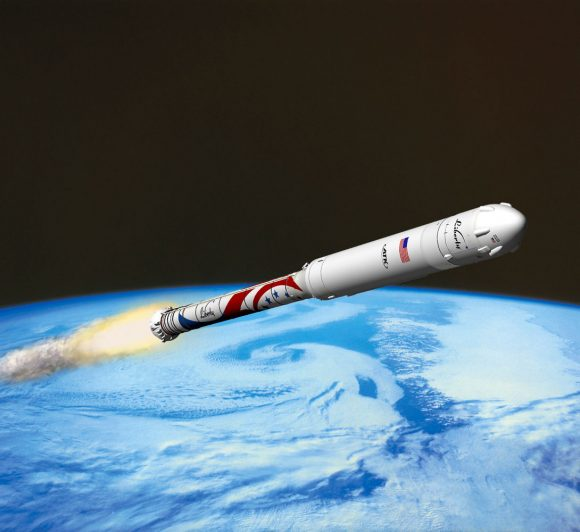 Cohete Liberty (ATK).