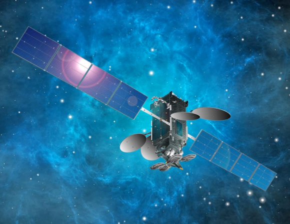 EchoStar 18 (CNES/Arianespace).