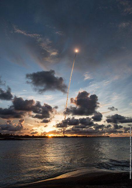 Lanzamiento de la misión VA230 (CNES/Arianespace).