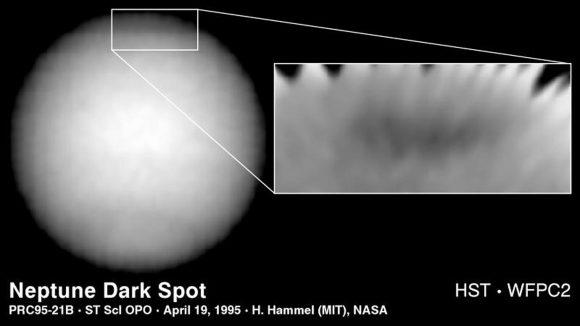 as (NASA/STScI/ESA).