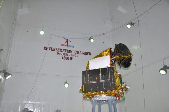 SCATSAT 1 (ISRO).