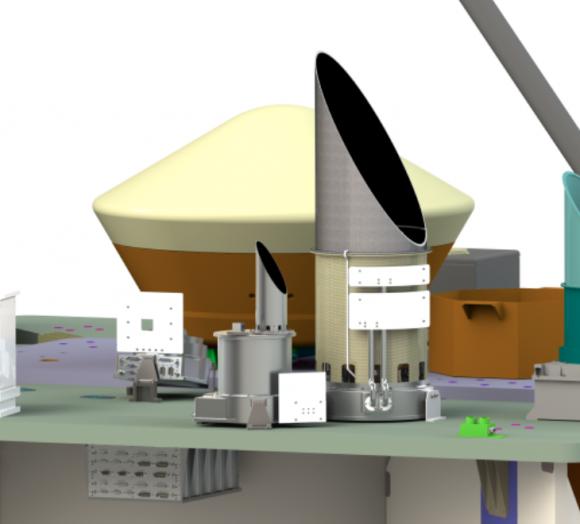 Cámaras de OSIRIS-REx (NASA).