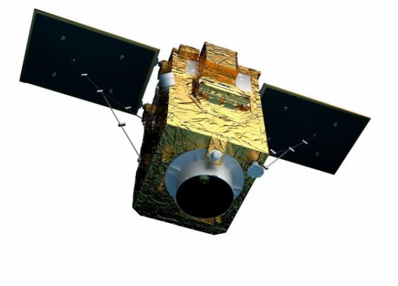 PerúSAT 1 (Arianespace).