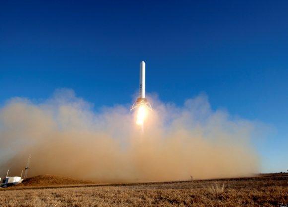 Callisto sería la respuesta europea al Grasshopper (SpaceX).