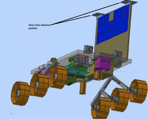 Rover Chandrayaan 2 (ISRO).