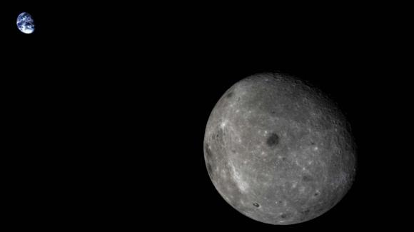 La cara oculta de la Luna