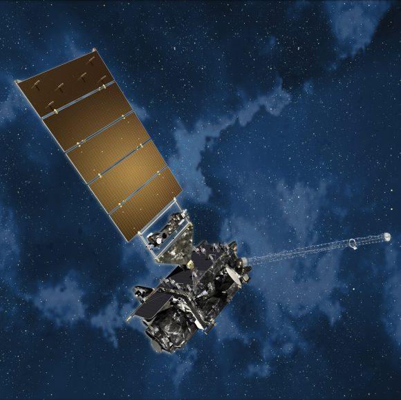 GOES R (NASA).