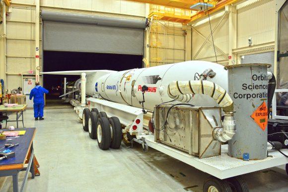 Pegasus XL CYGNSS Rollout