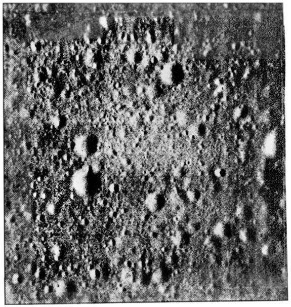 Imagen obtenida por la Luna 12 (http://mentallandscape.com/).
