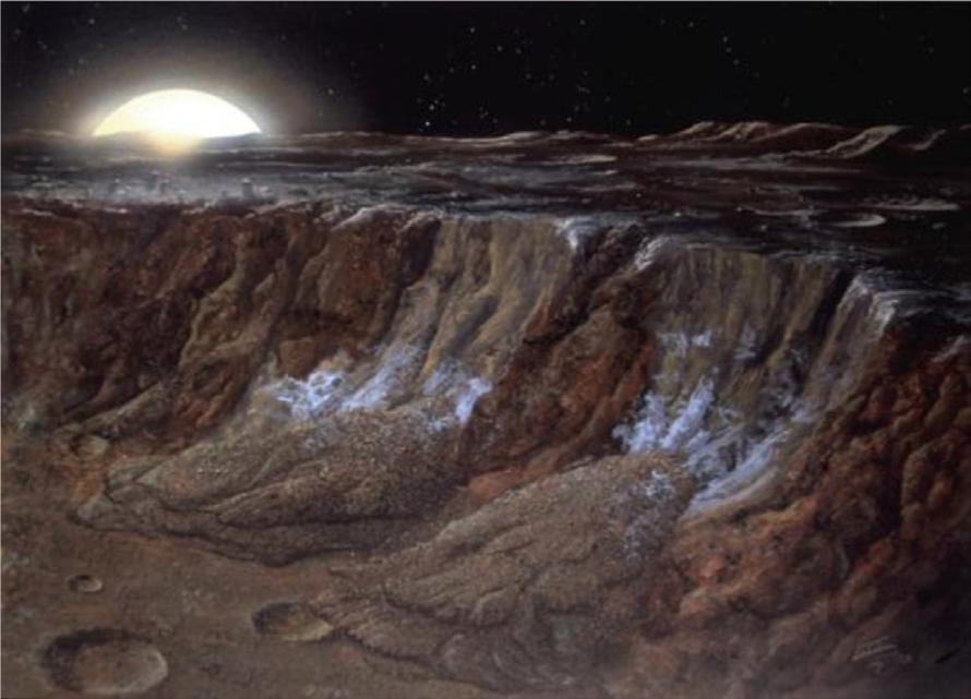 Los depósitos de hielo negro de Mercurio | Astronomía | Eureka