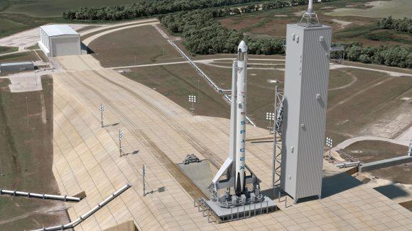 Con un poco de suerte SpaceX podrá probar este año su nueva nave Dragon V2 sin tripulación (SpaceX).