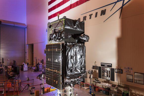 Satélite SBIRS GEO (Lockheed Martin).