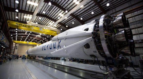 Este año el Falcon 9 promete tener múltiples misiones (SpaceX).
