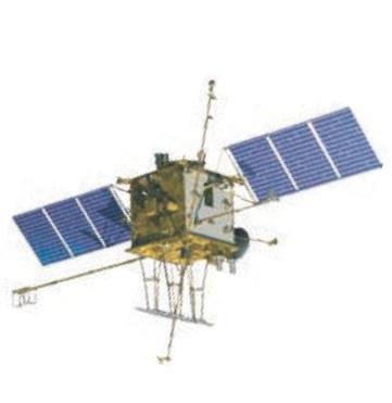 Nuevo diseño de la sonda Luna 26 (NPO Lávochkin).