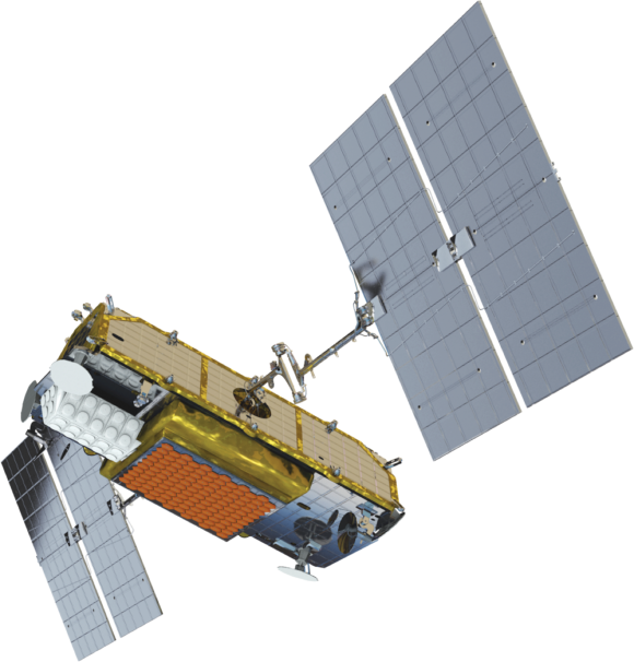 Satélite Iridium NEXT (Iridium).