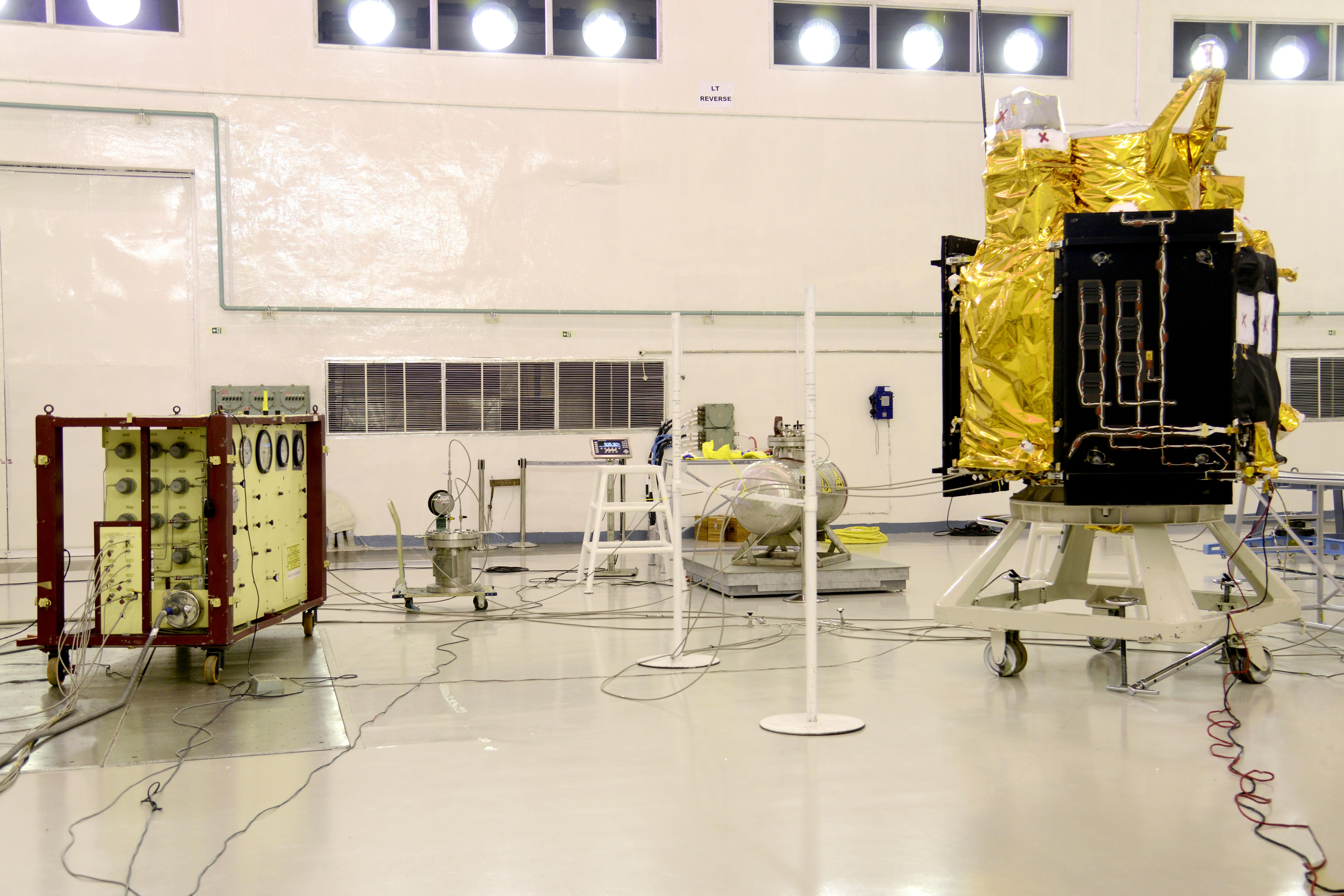 Fases del lanzamiento de la misión C36 (ISRO).