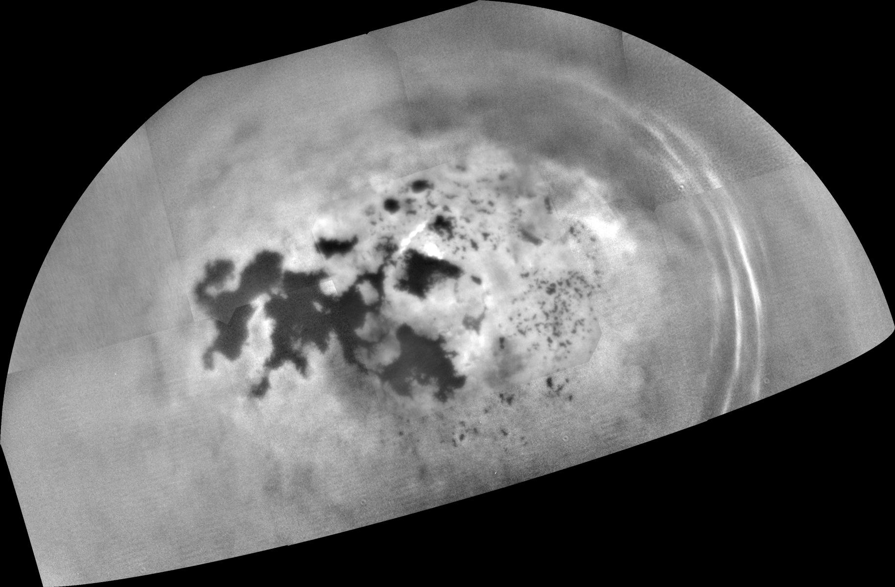 Una última mirada a los burbujeantes mares de Titán | Astronomía ...