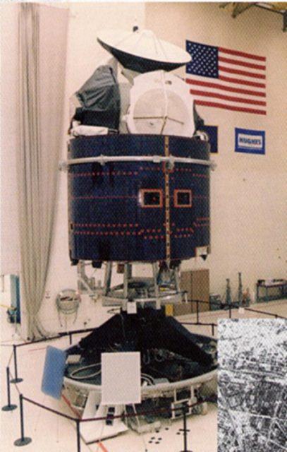 Posible satélite SDS/QUASAR de segunda generación (globalsecurity.org).