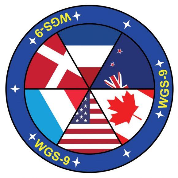 Emblema de la misión (USAF).