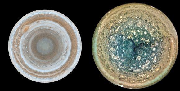 Comparación entre las i (NASA/@PhysicsCentral).