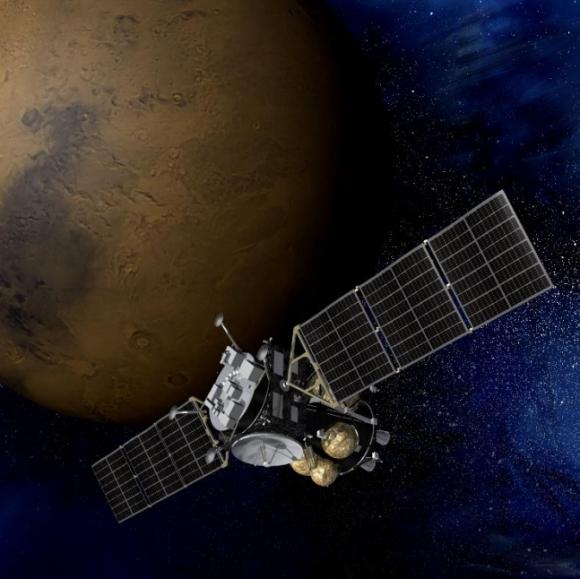 Diseño actual de la sonda MMX (JAXA/ISAS).