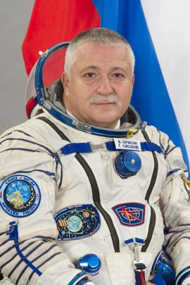 Fiodor Yurchijin (Roscosmos).
